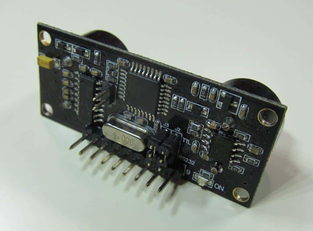 【Arduino】超音波センサー URM37をArduinoで動かしてみる