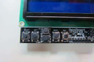 【Arduino】LCDキーパッドシールドのボタン入力を使う!