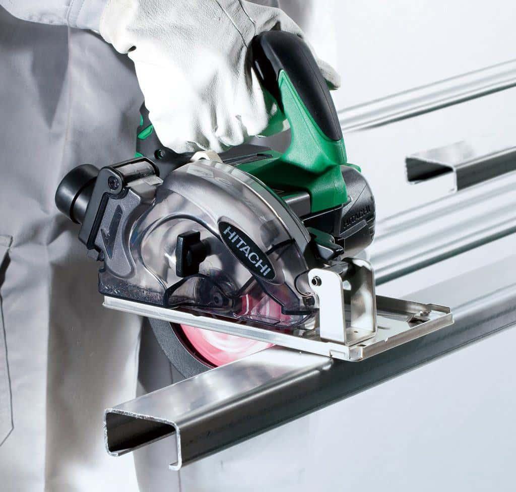【電動工具紹介】鉄を切る道具(3):切断速度が速くて面も焼けない【チップソーカッター】