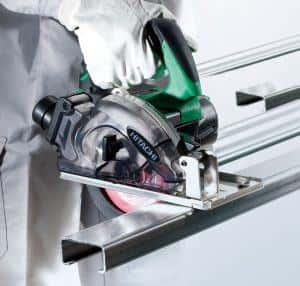 【電動工具紹介】鉄を切る道具(3)/チップソーカッター 切断速度が速くて面も焼けない