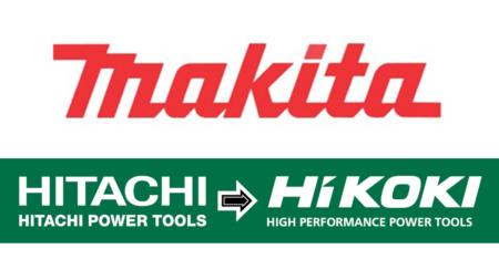 マキタとHiKOKI(日立工機)の電動工具の違い