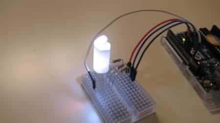 【Arduino】フルカラーLEDを点灯させるさまざまな方法