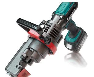 【電動工具紹介】鉄を切る道具(9):鉄筋切断の必需品!【鉄筋カッター】