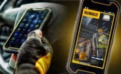 電動工具メーカーが作った高耐久スマホが凄い!【DEWALT Phone】