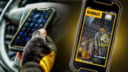 DEWALT Phone 電動工具メーカーが作った高耐久スマホが凄い!
