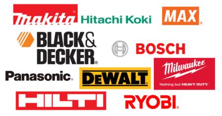 【2018年版改定】電動工具にはどんなメーカーがある?電動工具メーカーガイド