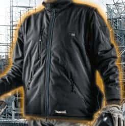 【暖房ウェア】寒い現場を乗り越えろ!発熱するジャケットを着よう!【ヒートジャケット】