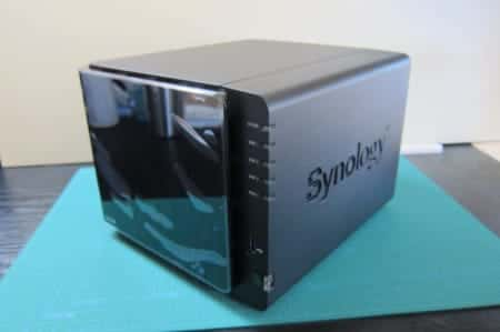 Synology NAS DS916+レビュー