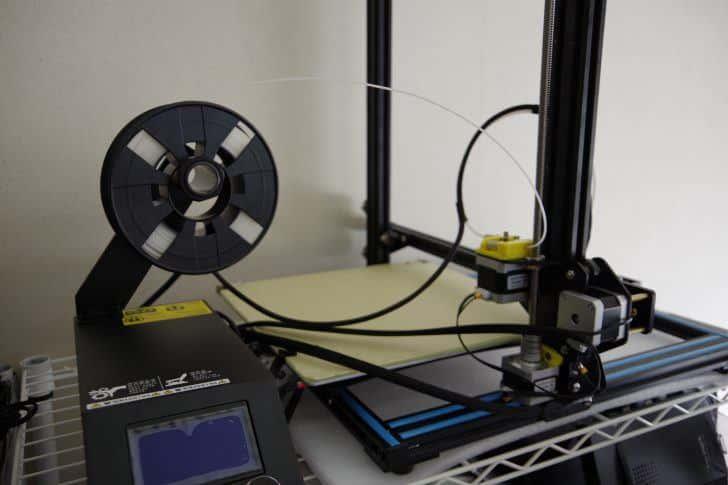 【レビュー】3Dプリンタ HICTOP 3dp-20