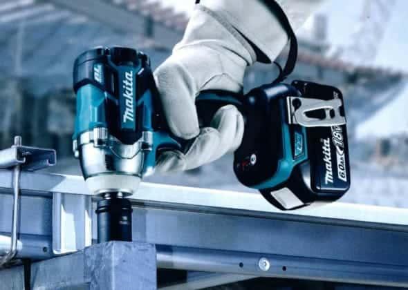 【電動工具紹介】締付工具(3):インパクトレンチ【ボルトの締結作業に】