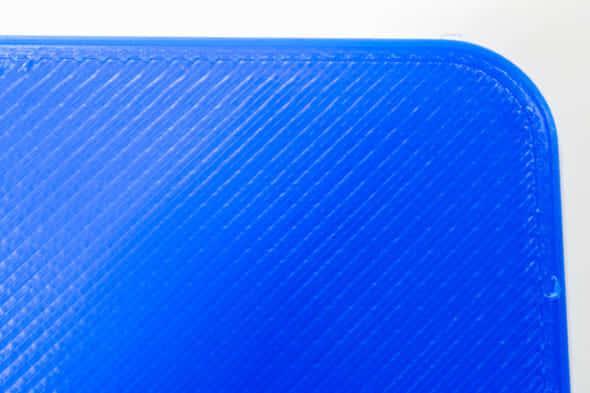 3Dプリンタで平板を造形