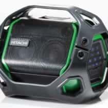 日立工機 US18DA 充電式Bluetoothスピーカー 小さなボディで高音質