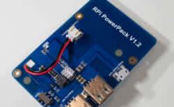 Raspberry Piバッテリーボード