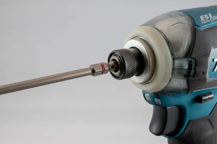 【VESSELクッションビット|レビュー】インパクトドライバの軸振れを軽減するクッションビットの効果とは