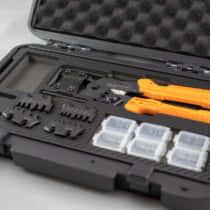 ENGINEER 圧着ペンチPAD-11、ダイスが交換できる精密圧着ペンチ【レビュー】
