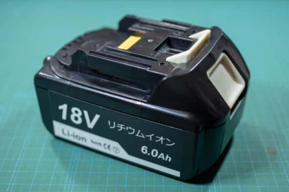 電動工具互換バッテリー