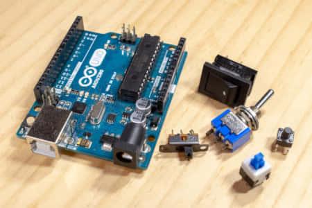 Arduinoでタクトスイッチを使う方法