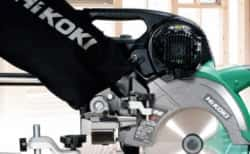 【HiKOKI (旧日立工機)新製品】C7RSHD/C3607DRA|クラス最高水準の低騒音!堅実に進化した卓上スライド丸ノコ