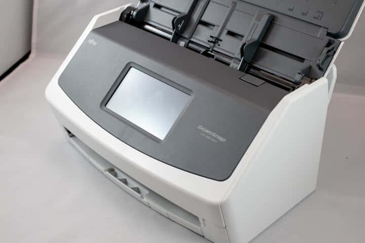 【レビュー】ScanSnap iX1500|ドキュメントスキャナの最新フラッグシップモデル
