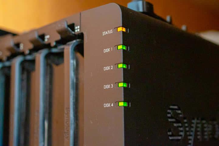 RAID5でHDDリビルド中にHDDが2台クラッシュした時の記録