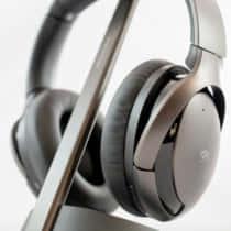 ワイヤレスで充電!コスパに優れたノイズキャンセリングヘッドホン|Mu6レビュー