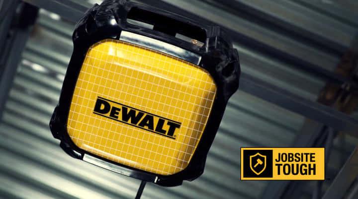 DeWALT JOBSITE WiFi SYSTEM 建設現場にネットワークを提供するWiFiアクセスポイント|DeWALT製品情報