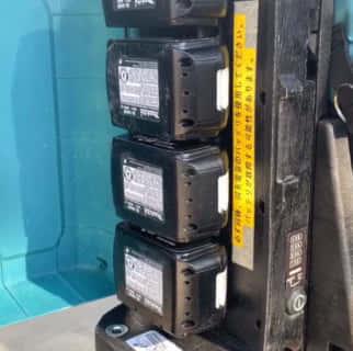 マキタバッテリーを4つ搭載する背負いバッテリー、本体軽量化と連続作業時間を向上|マキタ最新情報
