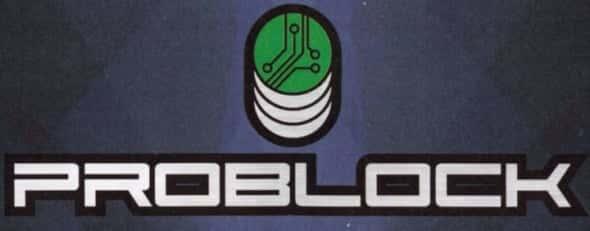 ProBlockロゴ