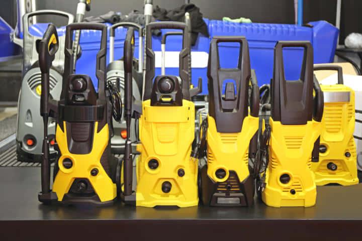 電源コード不要!おすすめの「コードレス」高圧洗浄機を徹底比較!