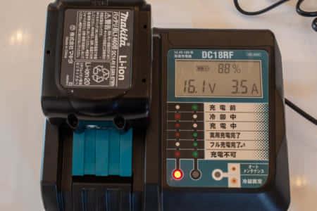 電動工具の互換充電器は使える?マキタ互換の充電器を購入して動作を検証