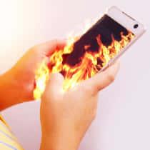 【バッテリーコラム】リチウムイオン電池を発火させる方法
