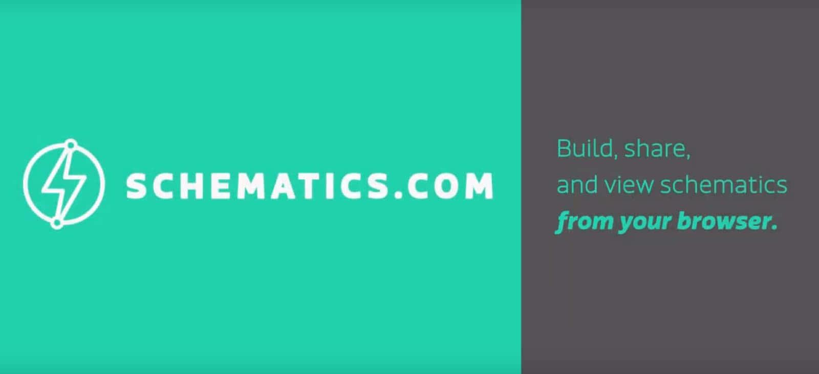シンボルが豊富で、回路図作成に使いやすいオンライン回路図エディタ『schematics.com』