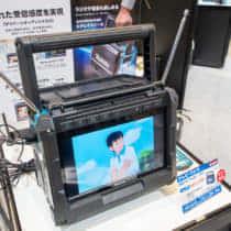 マキタ TV100充電式ラジオ付きテレビ 、電動工具用バッテリーで動くポータブルテレビ