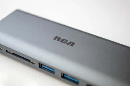 多機能で、高品質なUSBマルチハブ。RCA USB Type-Cハブ レビュー