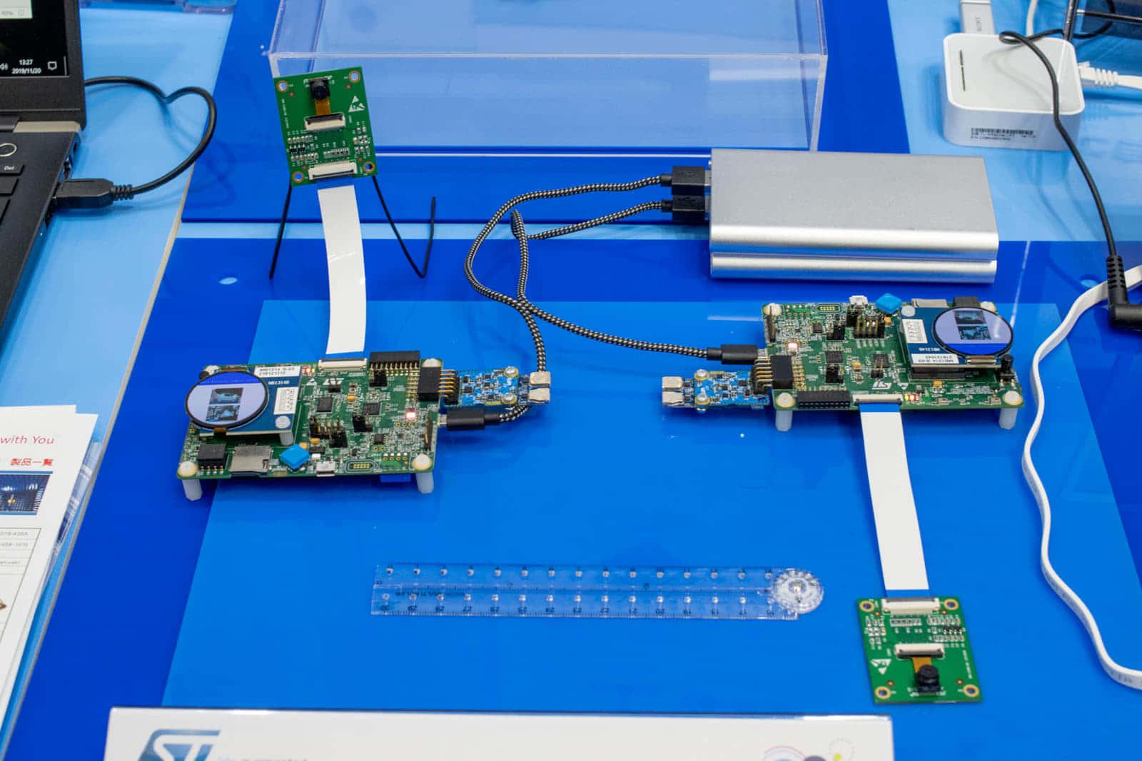 ET&IoT Technology2019レポート、大手ブース編