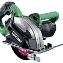 HiKOKI CD3607DA コードレスチップソーカッター、180mmチップソーで50A鉄管を一発切断