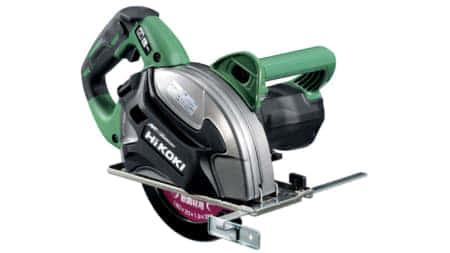 HiKOKI、180mmチップソー CD3607DAを発売。コードレスで50A鉄管を一発切断