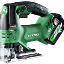 HiKOKI CJ36DA コードレスジグソー、36Vマルチボルト対応で優れた切断性能