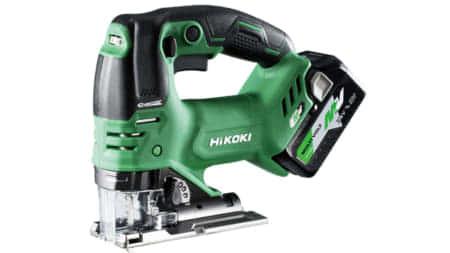 HiKOKI新製品|CJ36DA 、マルチボルト対応のコードレスジグソー