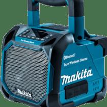 マキタ MR203 充電式Bluetoothスピーカー、TWSステレオペアリングに対応