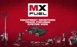『MX Fuel』、Milwaukeeが史上最強の電動工具用バッテリーを発表