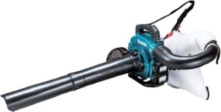 マキタ新製品|MUB363D 「世界初」集じん機能を持つ充電式ブロワ、25mLエンジン以上の風量