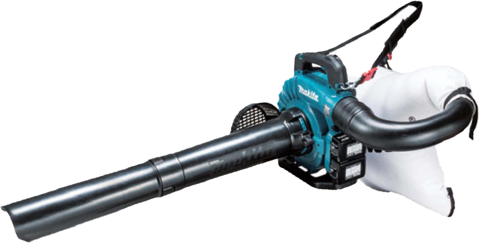 マキタ MUB363D 集じん機能を持つ充電式ブロワ、25mLエンジン以上の風量を搭載