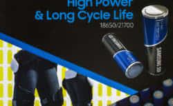 10.0Ahの大容量バッテリー販売も間近か、電動工具用バッテリー今後の展開