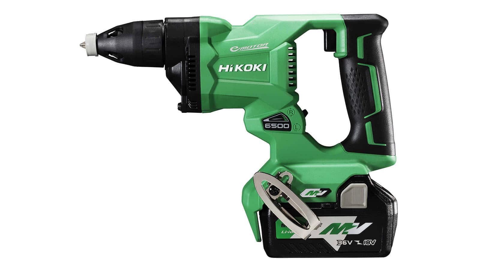 HiKOKI W36DYA コードレスボード用ドライバ AC製品同等の締付けスピード