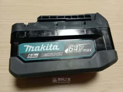 Makita、「64V MAX」新型の大型バッテリーBL6450Bを投入か