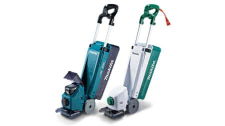 マキタ新製品|160mmタテ型芝刈機MLM160Dを販売。家庭で使いやすいスリムボディ