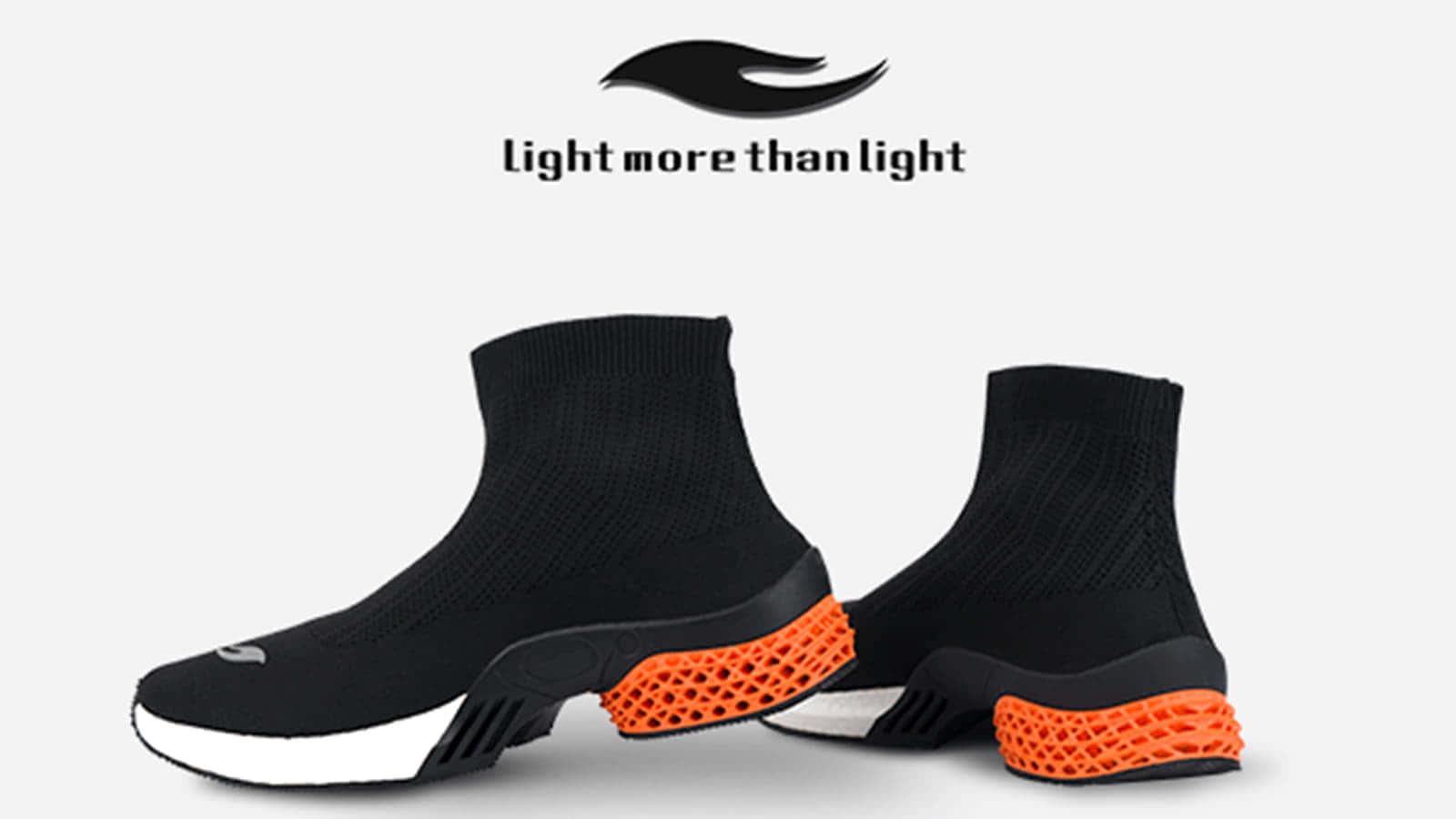 立体網状構造ソールを採用、3Dプリントスニーカー「Light more than light」レビュー[PR]