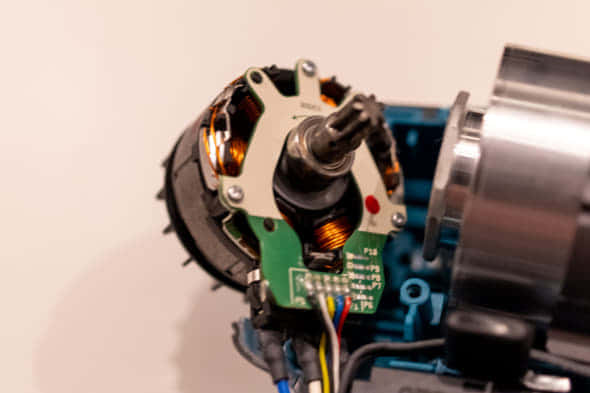 TD001G 分解 ブラシレスモーター