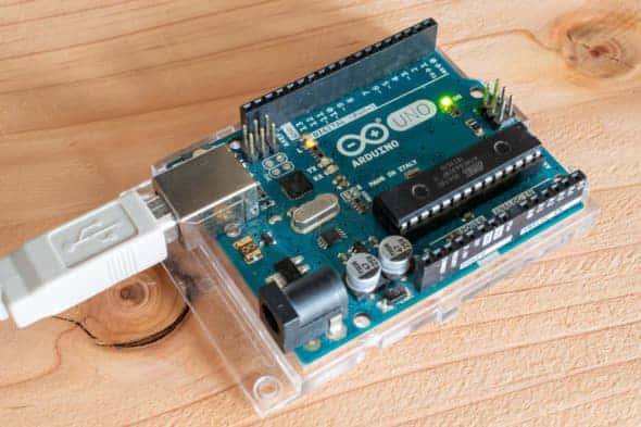 Arduino D13 LED 点灯